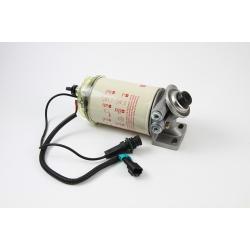 Сепаратор топливный с подкачкой и подогревом